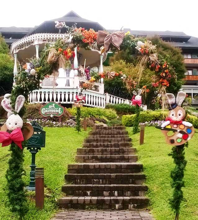 hotel casa da montanha carrossel-gramado-ale-koga-pascoa