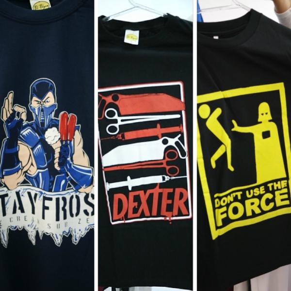 camisetas loja nerds e trecos criciuma ale koga