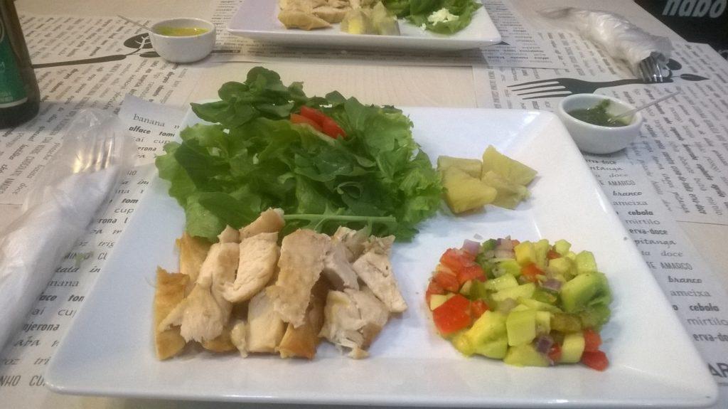 restaurante cozinharia criciuma ale koga salada mexicana